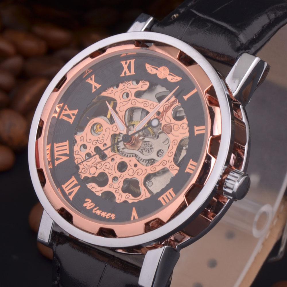 http   bit.ly 2Da7xYt Посылка из Китая механические часы скелетоны Winner  Gold - Продолжительность  7 04 CHINA . Мужчина должен выглядеть стильно и  ... 9f9f8114fe4